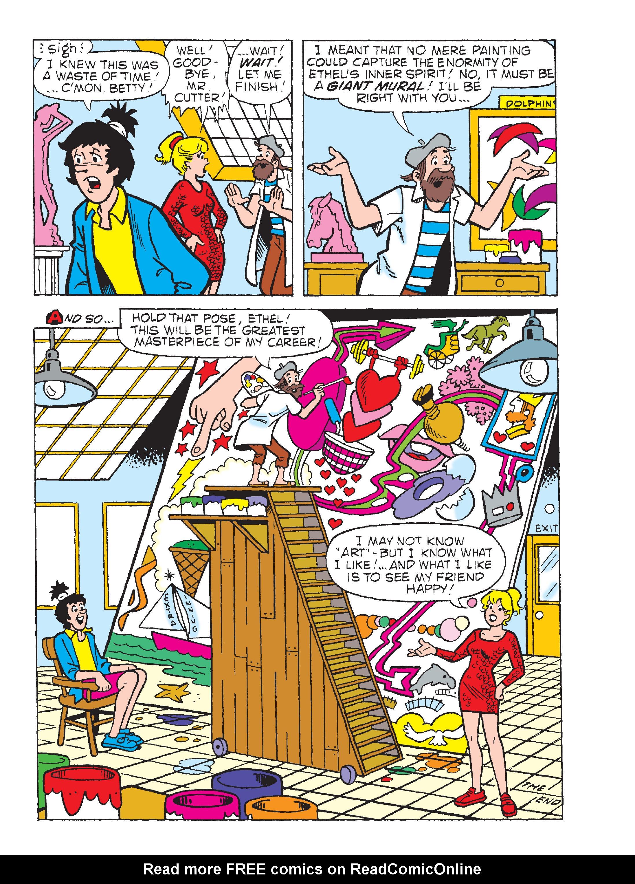 Read online Archie Giant Comics Collection comic -  Issue #Archie Giant Comics Collection TPB (Part 1) - 151