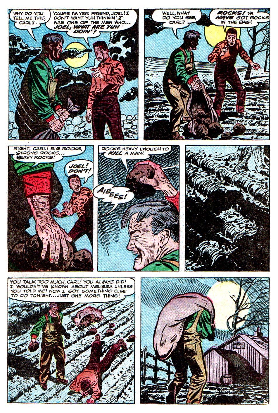 Read online Adventures into Weird Worlds comic -  Issue #28 - 9