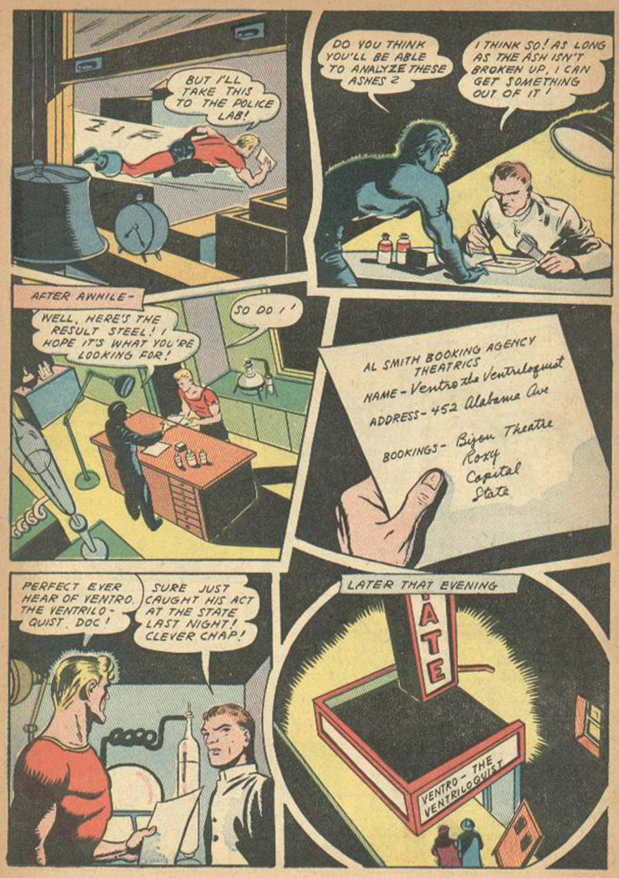 Zip Comics issue 47 - Page 37