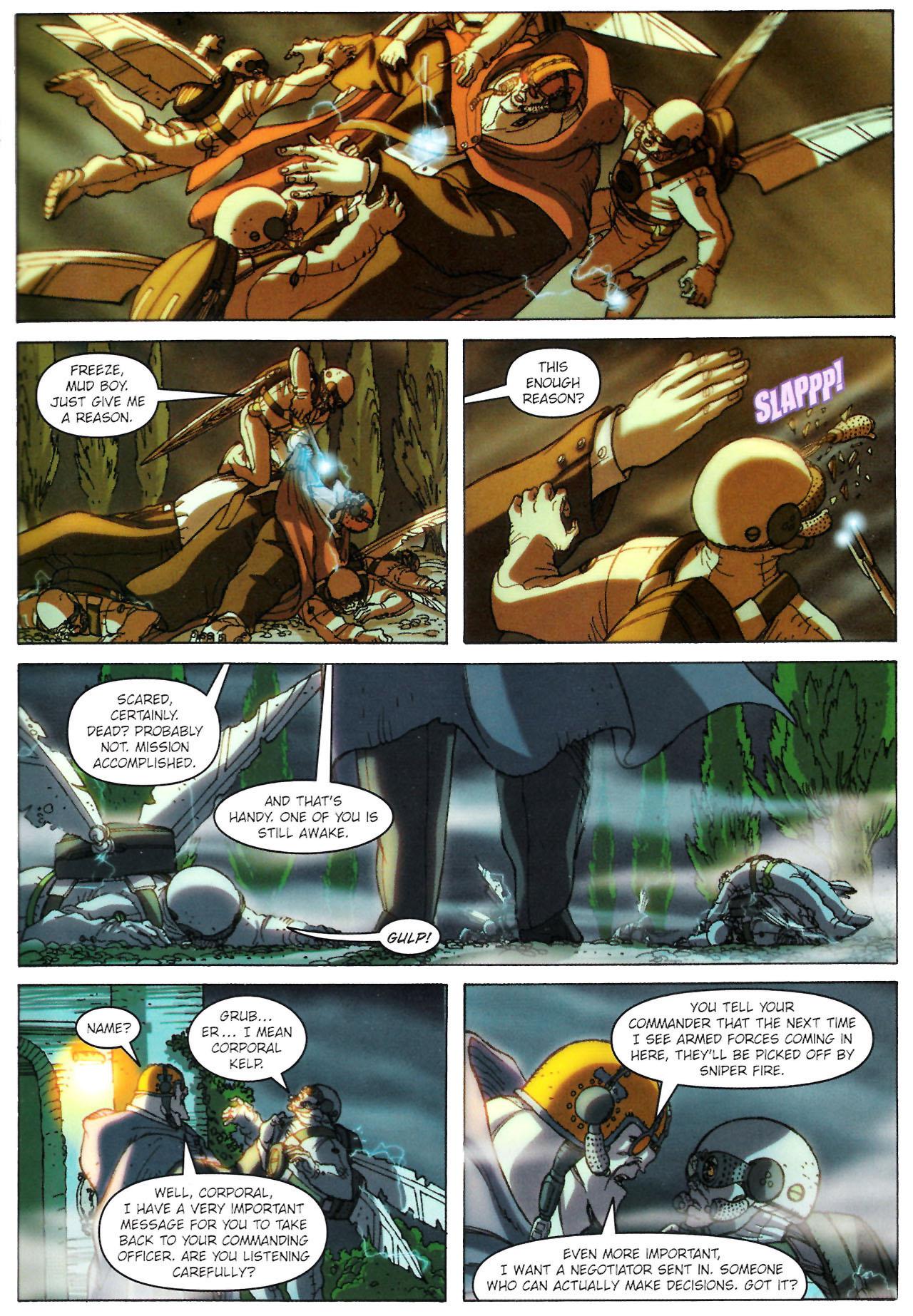 Read online Artemis Fowl: The Graphic Novel comic -  Issue #Artemis Fowl: The Graphic Novel Full - 58