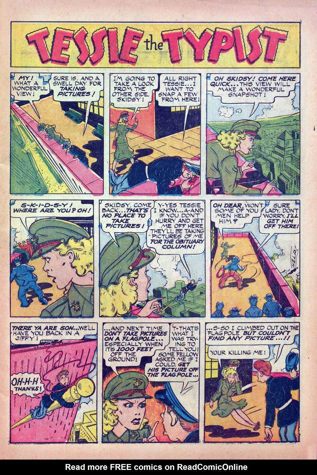 Read online Joker Comics comic -  Issue #13 - 11