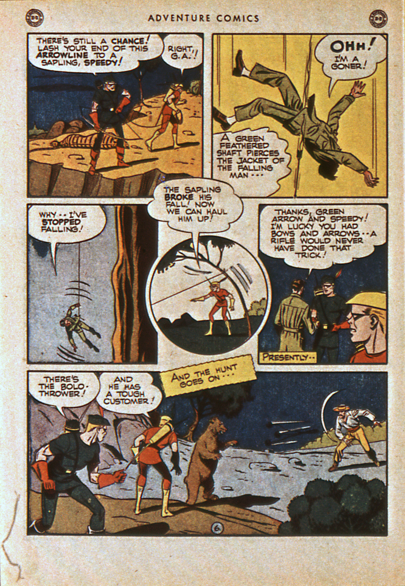 Read online Adventure Comics (1938) comic -  Issue #108 - 49