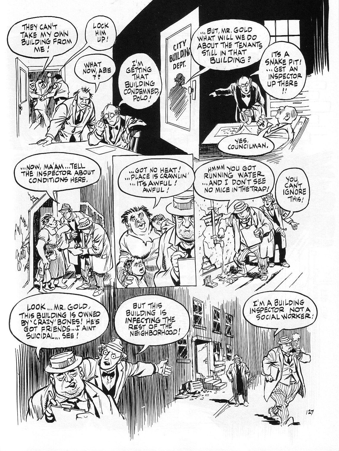 Read online Dropsie Avenue, The Neighborhood comic -  Issue # Full - 129