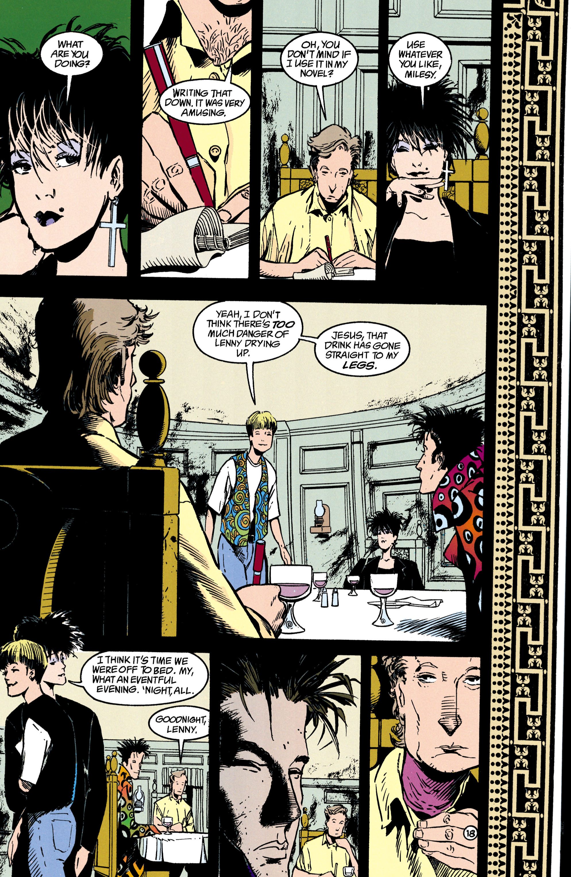 Read online Shade, the Changing Man comic -  Issue #38 - 19