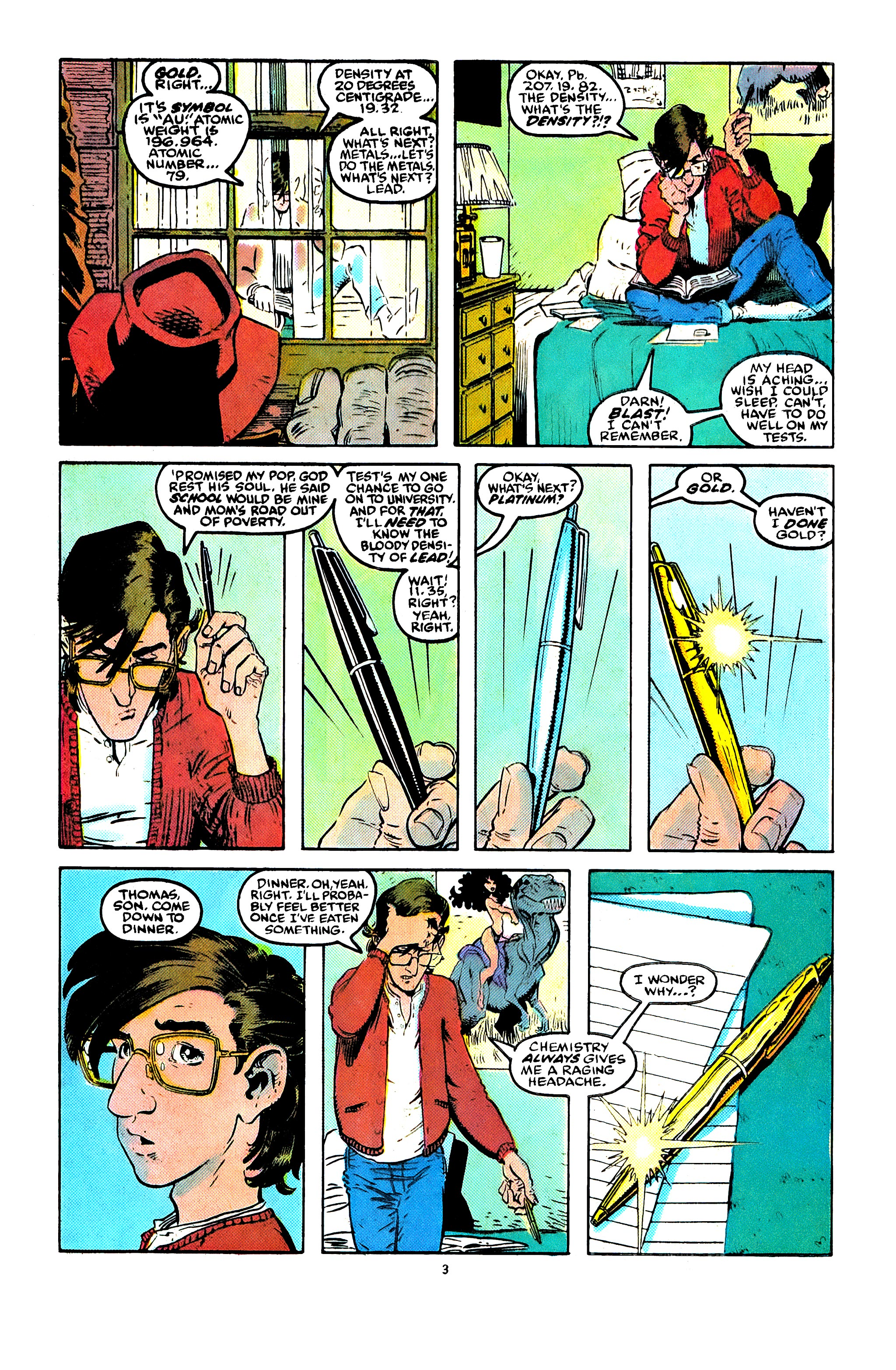 Read online X-Factor (1986) comic -  Issue #41 - 4