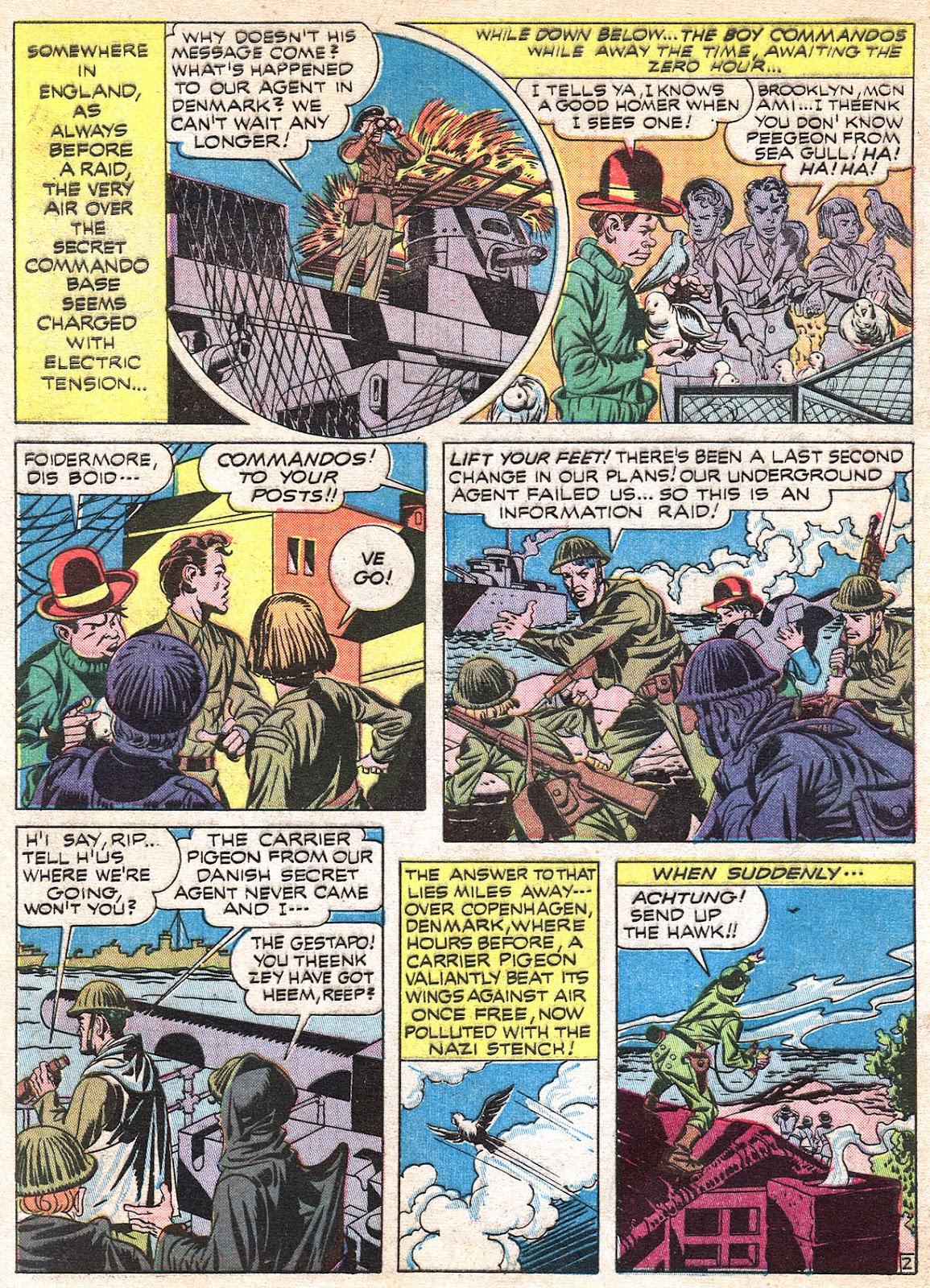 Boy Commandos issue 2 - Page 4