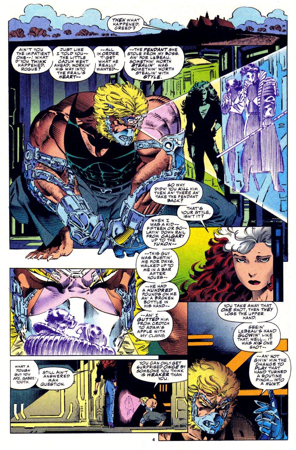 X-Men (1991) 33 Page 5