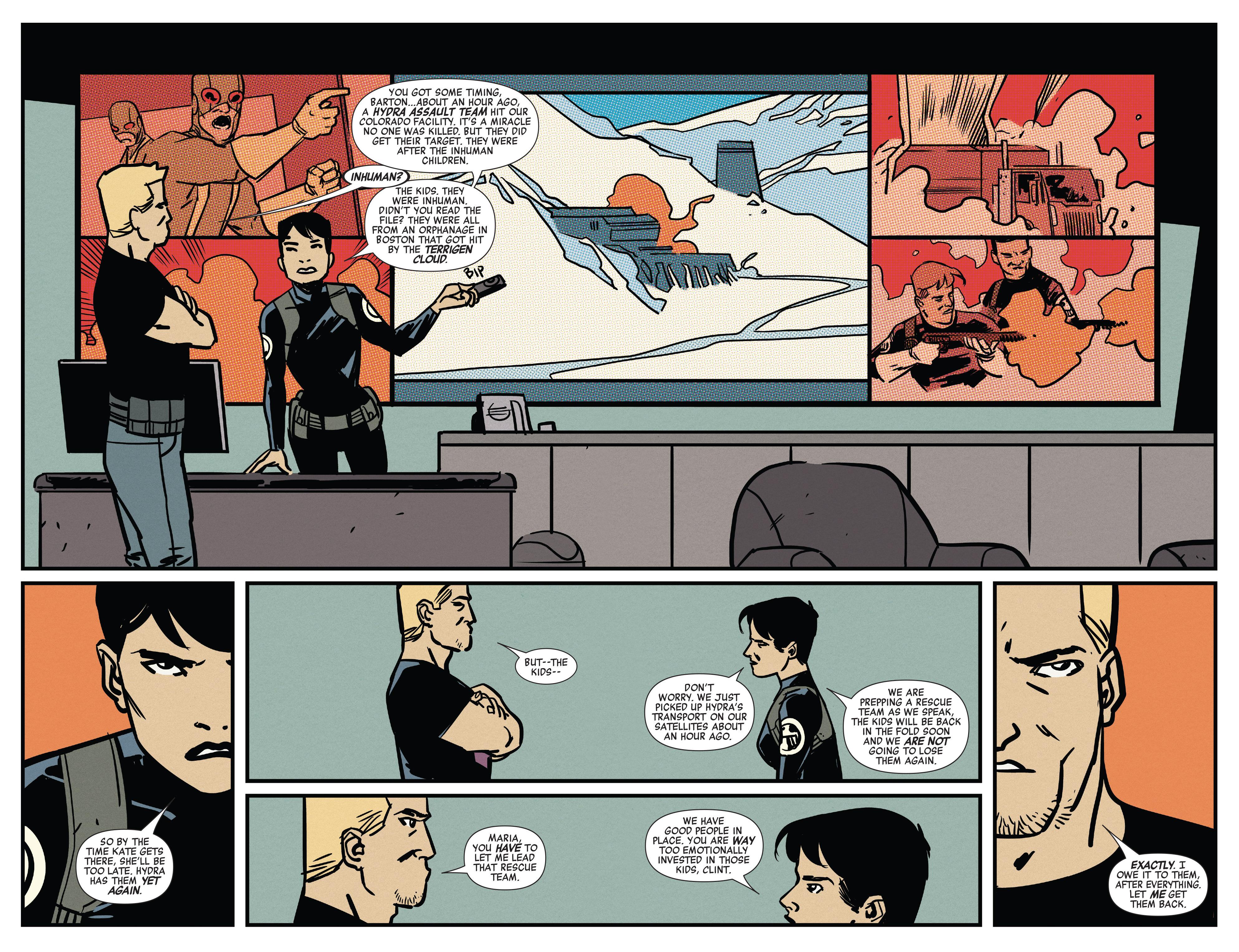 Read online All-New Hawkeye (2016) comic -  Issue #4 - 8