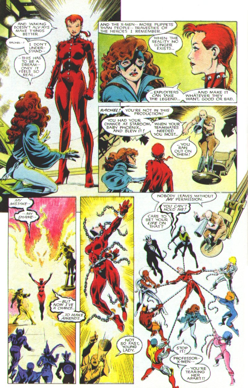 Read online Excalibur: The Sword is Drawn comic -  Issue # Full - 7