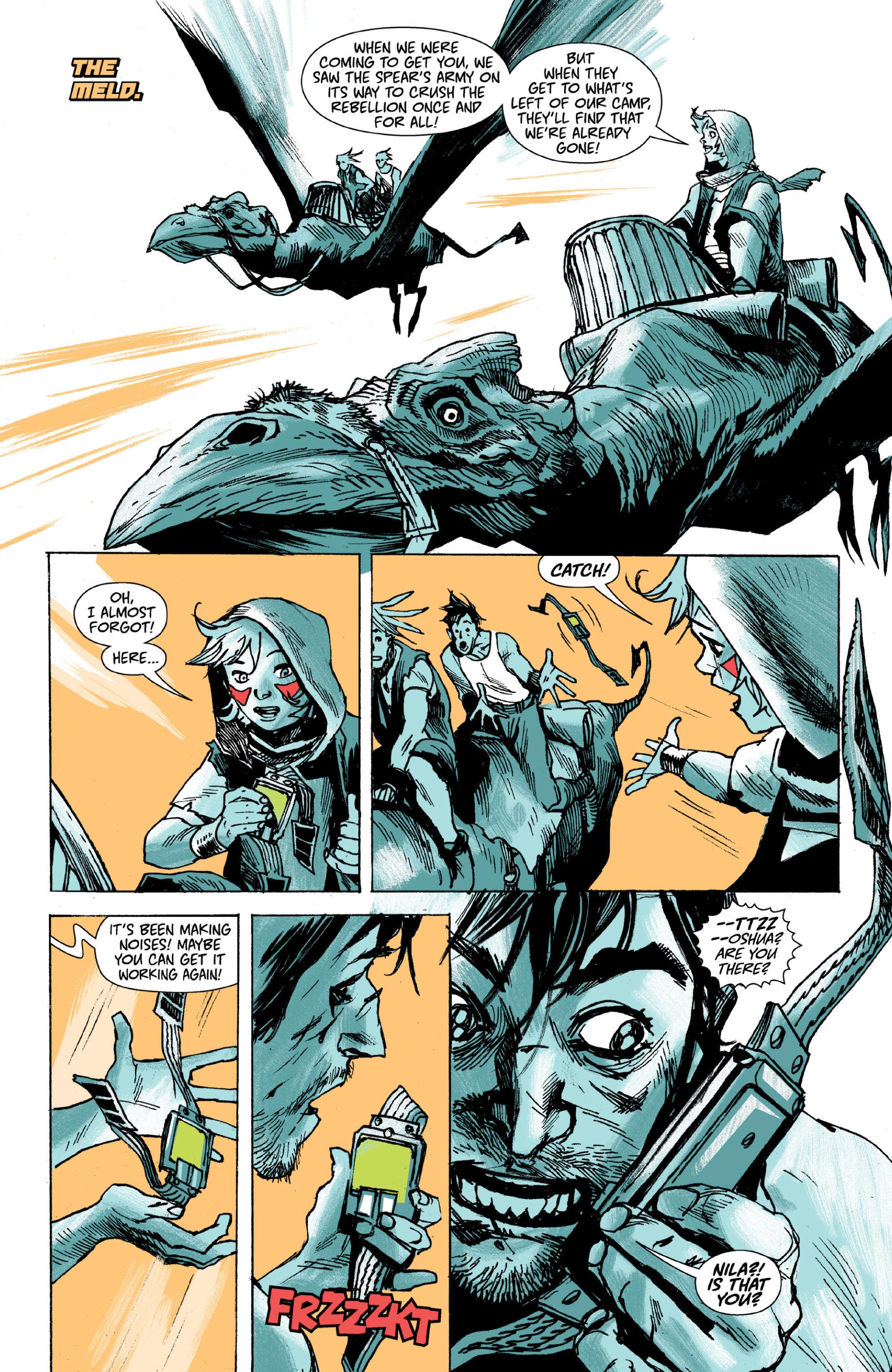 Read online Ei8ht comic -  Issue # TPB - 95