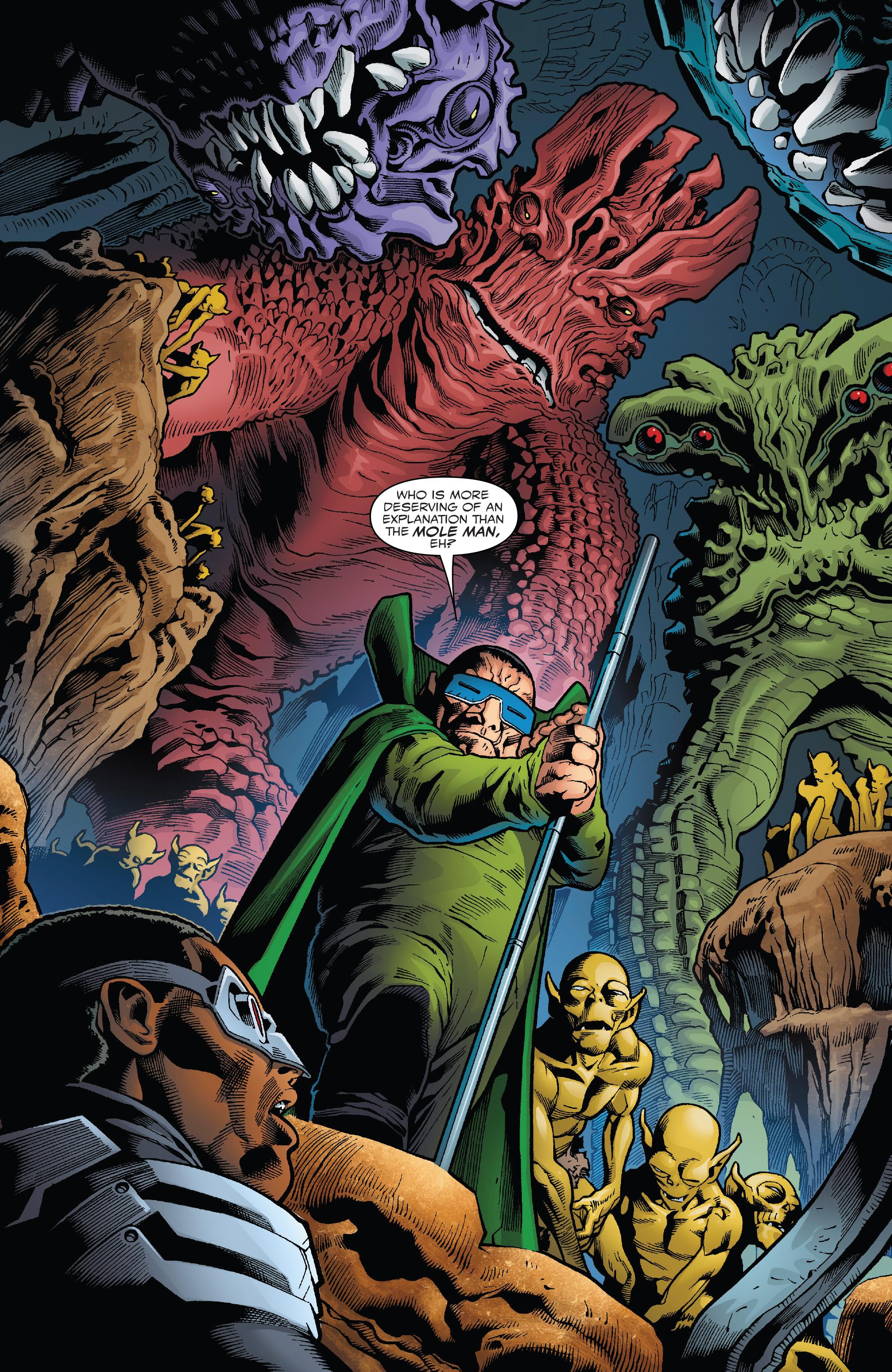 Read online Captain America: Sam Wilson comic -  Issue #23 - 13