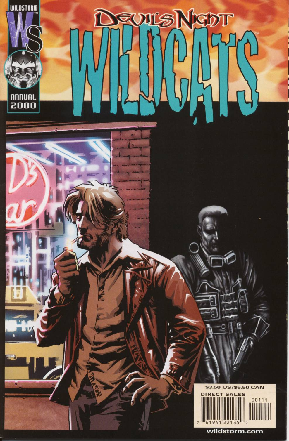 Wildcats (1999) _Annual 2000 #1 - English 1