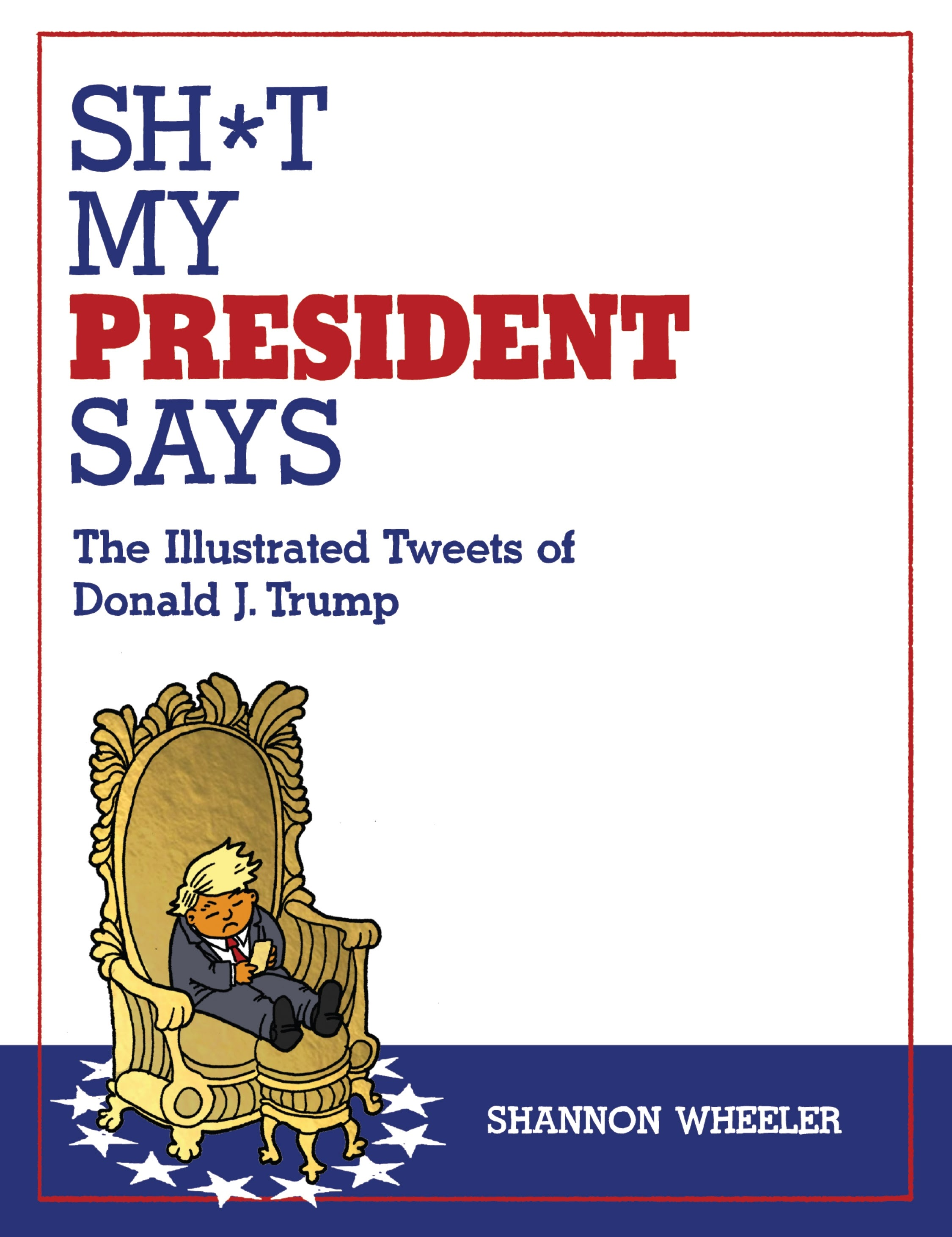 Sh*t My President Says TPB Page 1