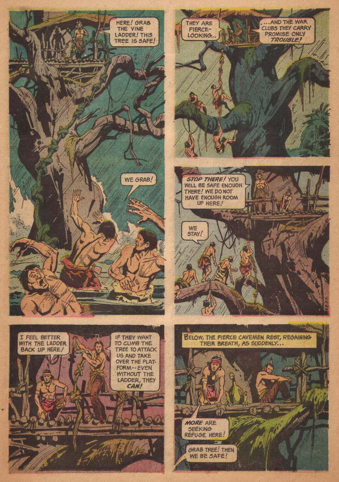 Read online Turok, Son of Stone comic -  Issue #47 - 11