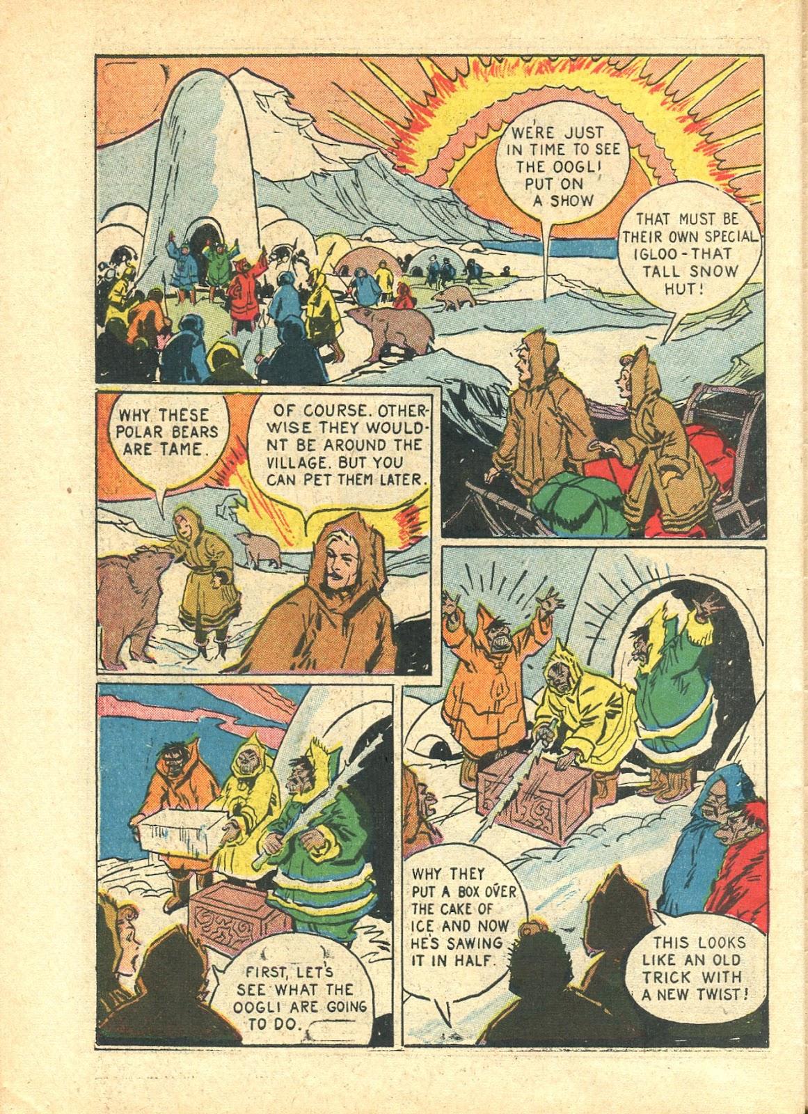 Read online Super-Magician Comics comic -  Issue #21 - 52