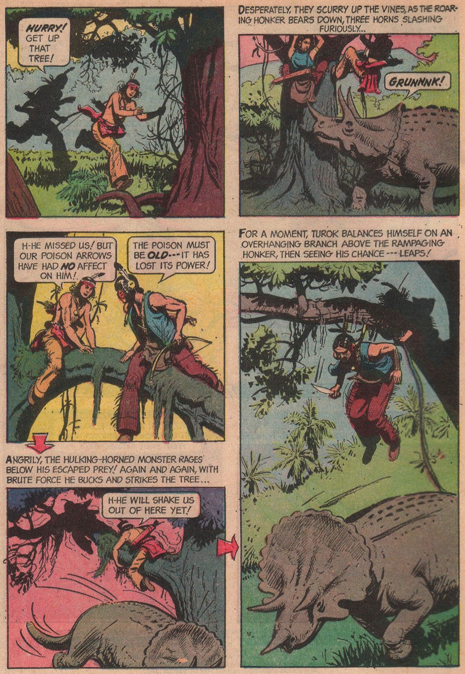 Read online Turok, Son of Stone comic -  Issue #51 - 4