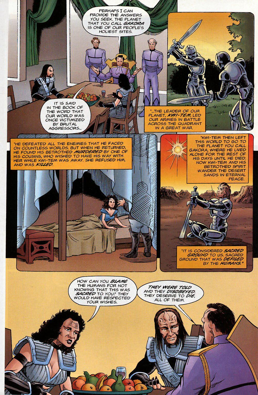 Read online Star Trek: Deep Space Nine - Lightstorm comic -  Issue # Full - 22