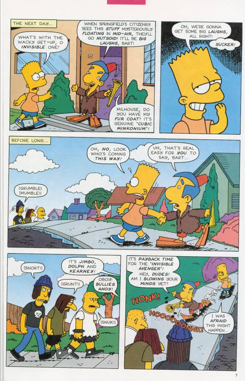 Read online Simpsons Comics Presents Bart Simpson comic -  Issue #6 - 20