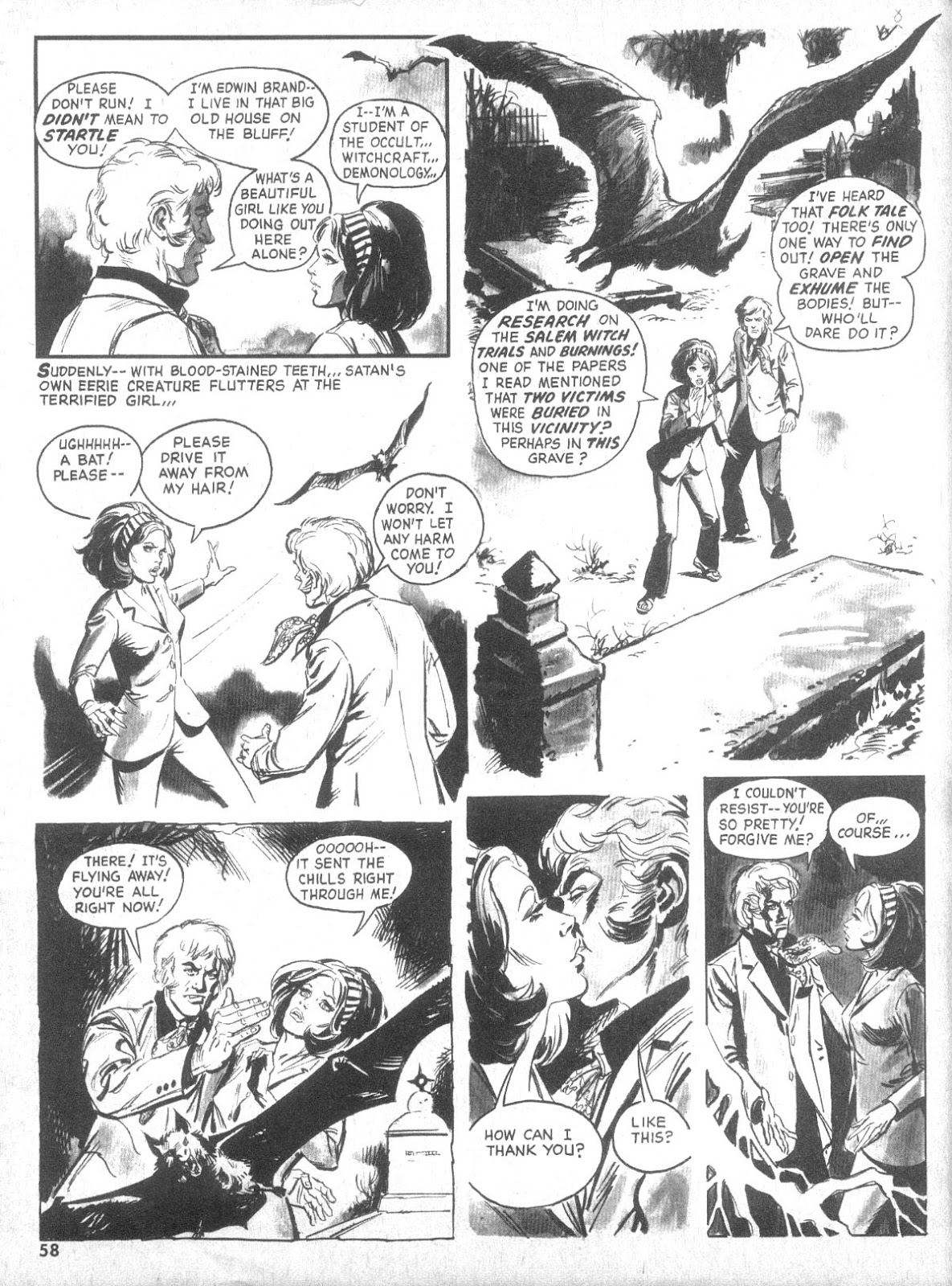 Psycho issue Annual - Page 58