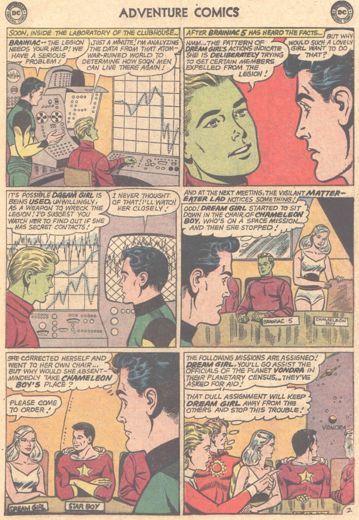 Read online Adventure Comics (1938) comic -  Issue #317 - 15