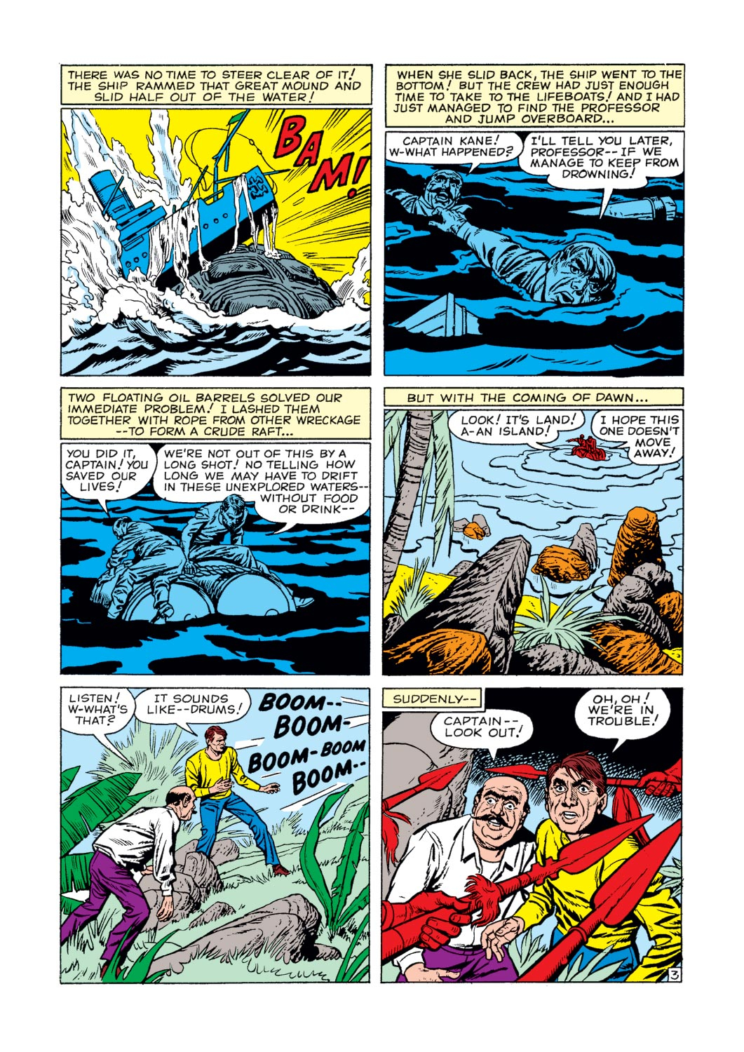 Tales to Astonish (1959) issue 1 - Page 4