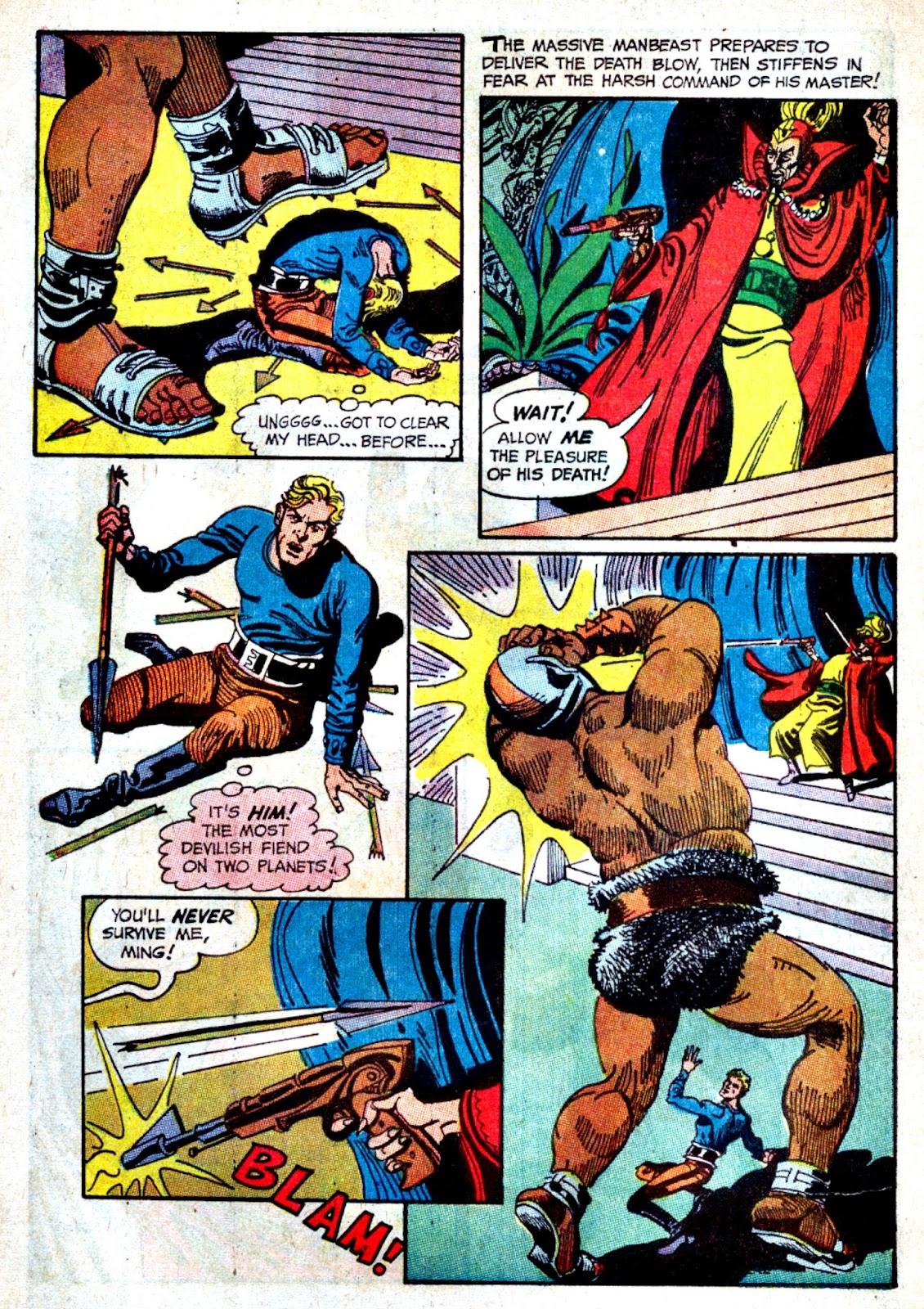 Flash Gordon (1966) issue 3 - Page 29