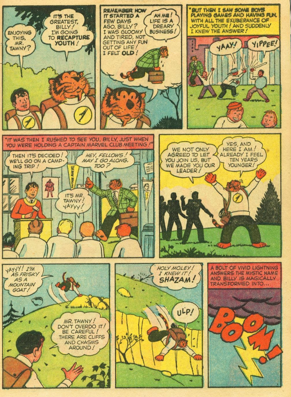 Captain Marvel Adventures issue 131 - Page 29