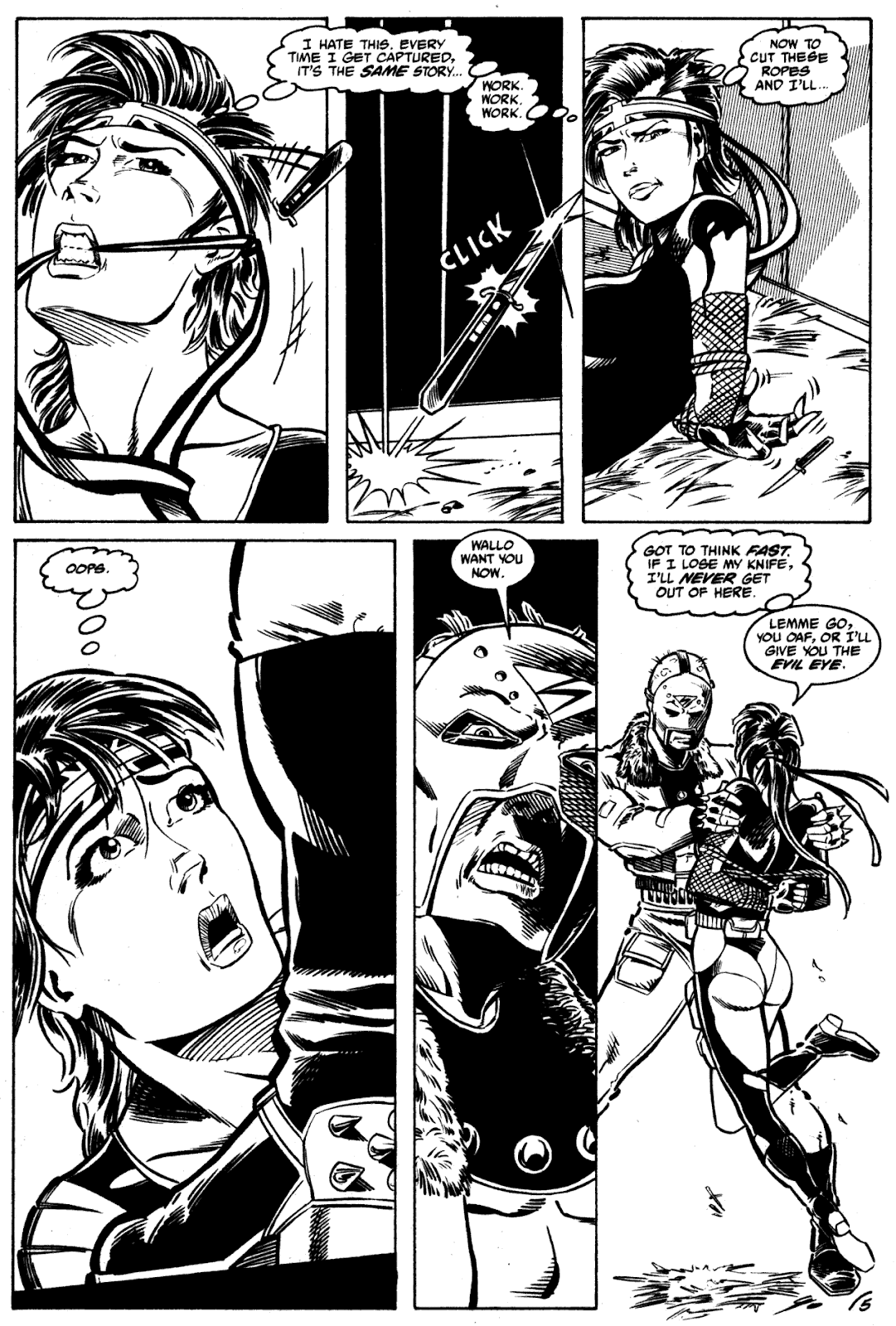 Shattered Earth issue 2 - Page 7