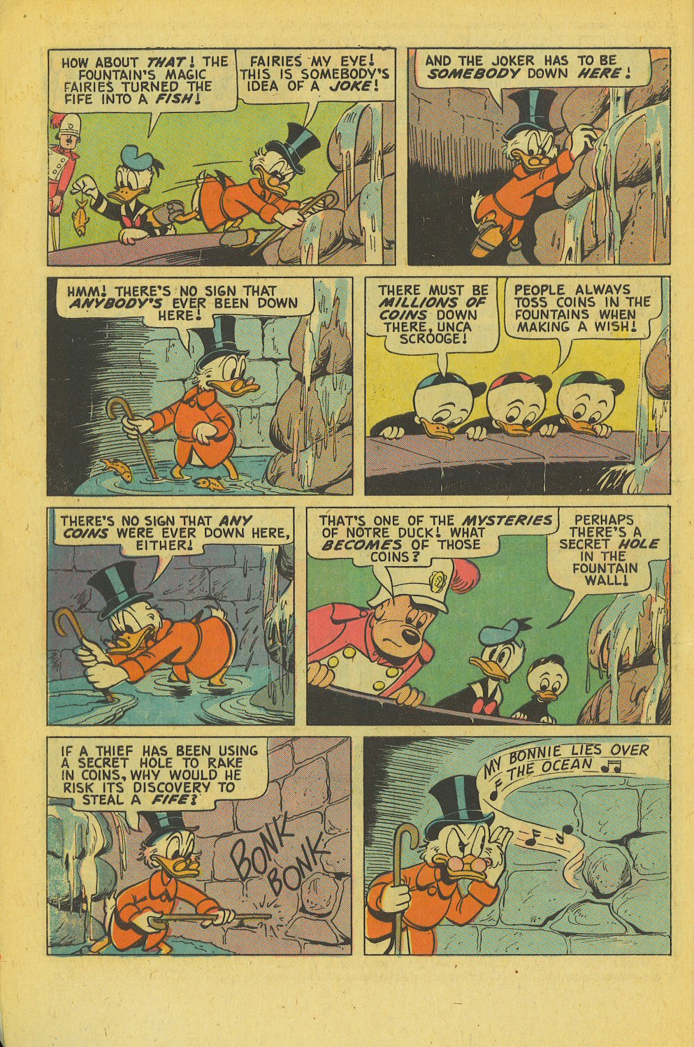 Read online Uncle Scrooge (1953) comic -  Issue #114 - 6