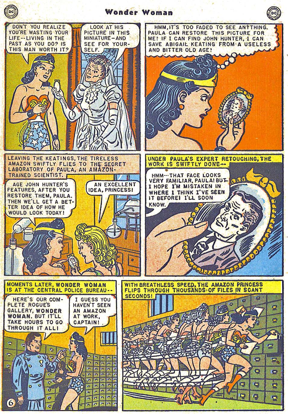 Read online Wonder Woman (1942) comic -  Issue #38 - 8