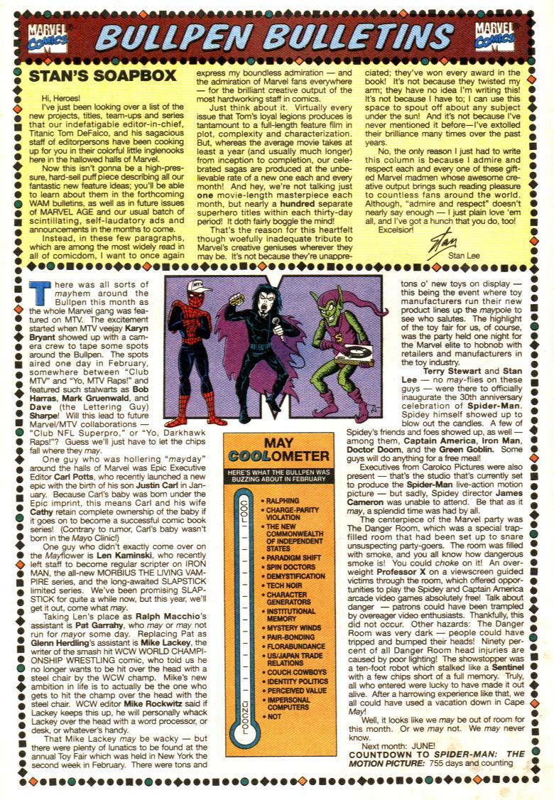 Marvel Super-Heroes (1990) 10 Page 83