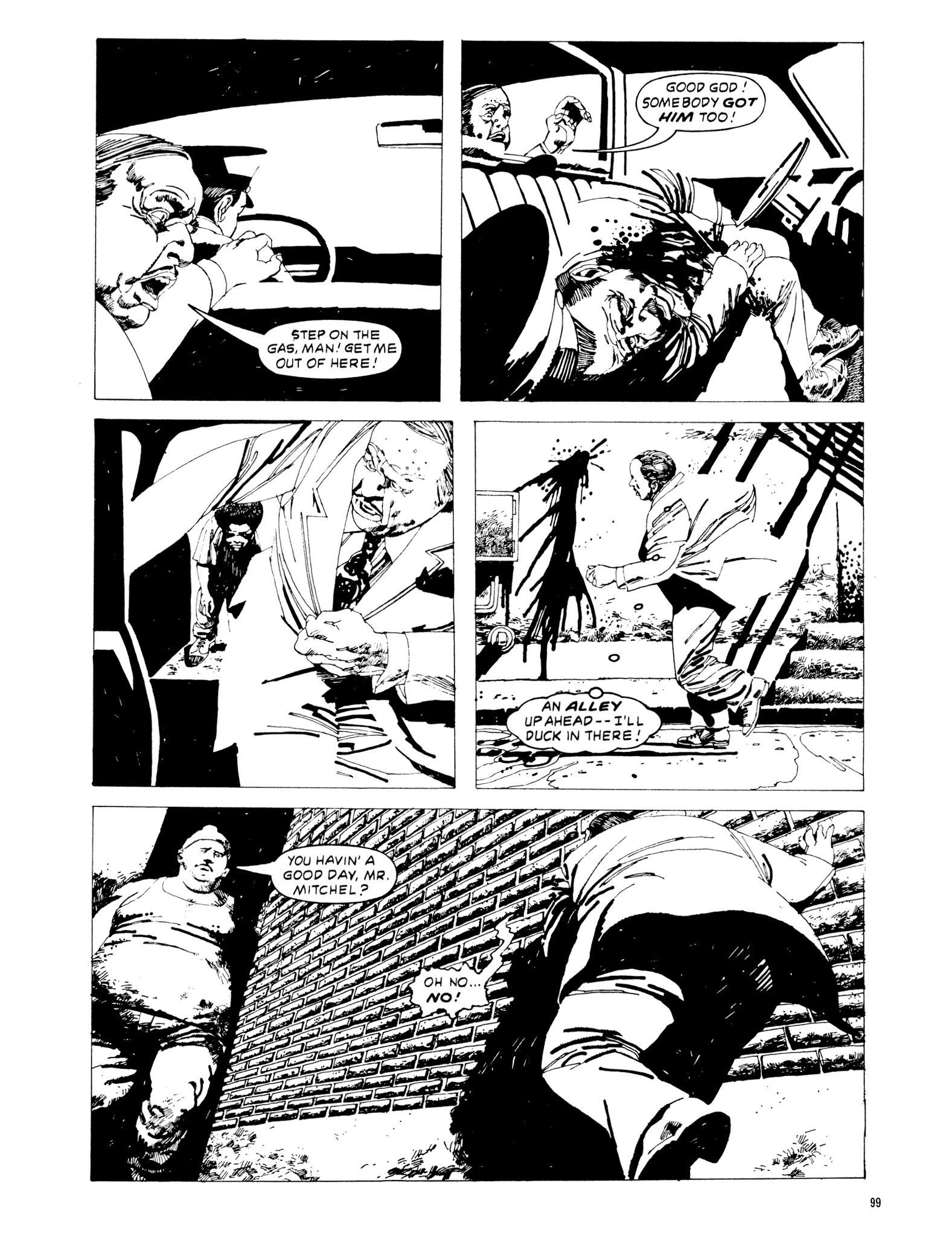 Read online Eerie Archives comic -  Issue # TPB 20 - 99