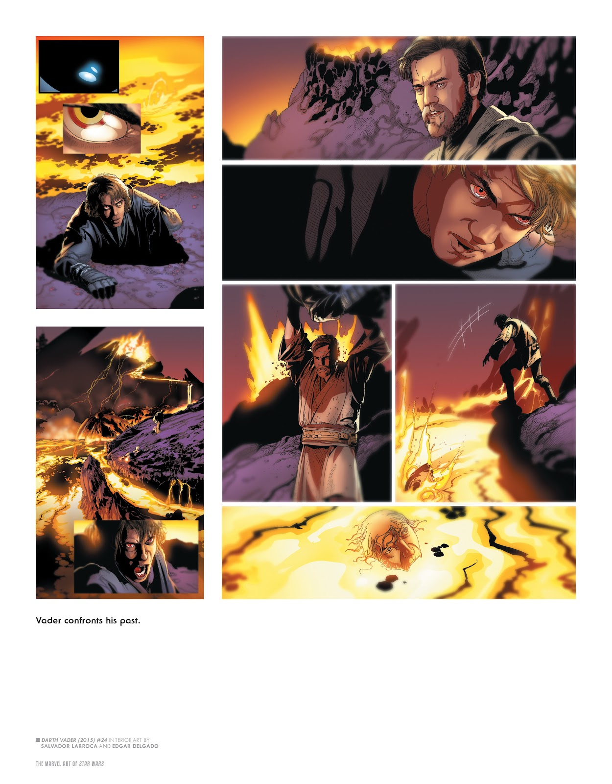 Read online The Marvel Art of Star Wars comic -  Issue # TPB (Part 1) - 81