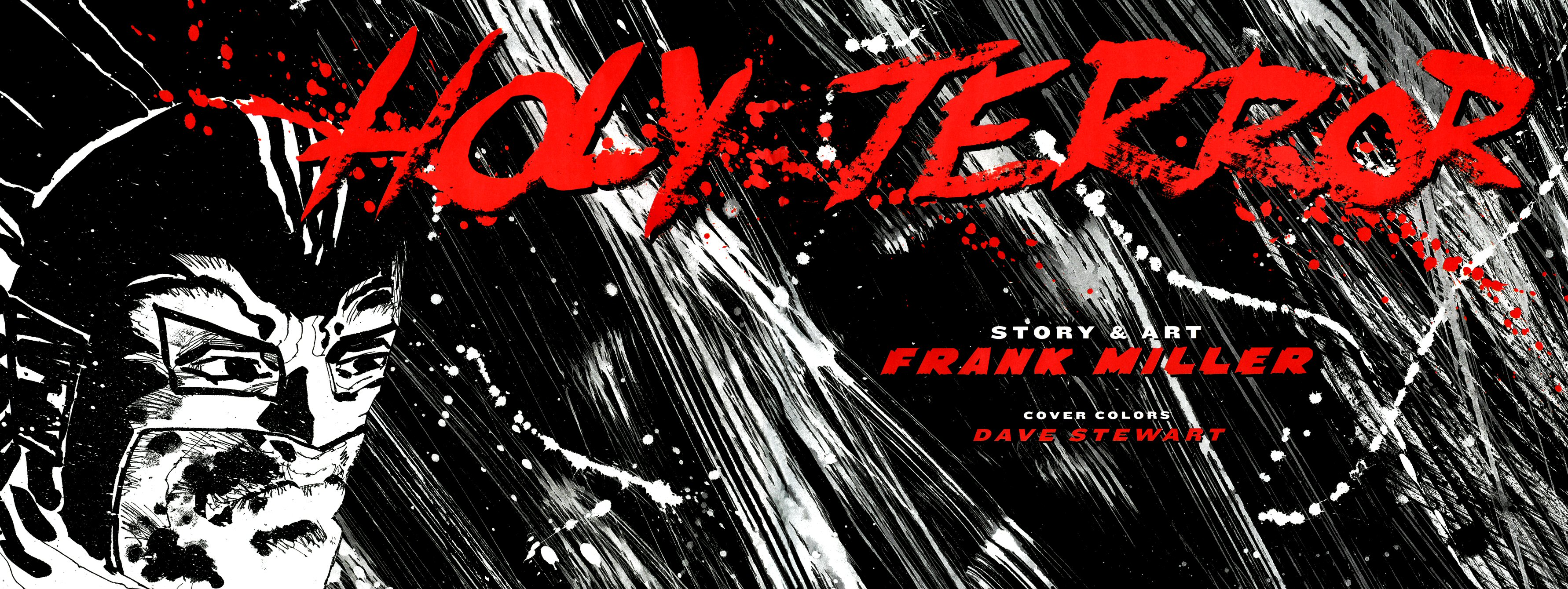 Read online Frank Miller's Holy Terror comic -  Issue # TPB - 6
