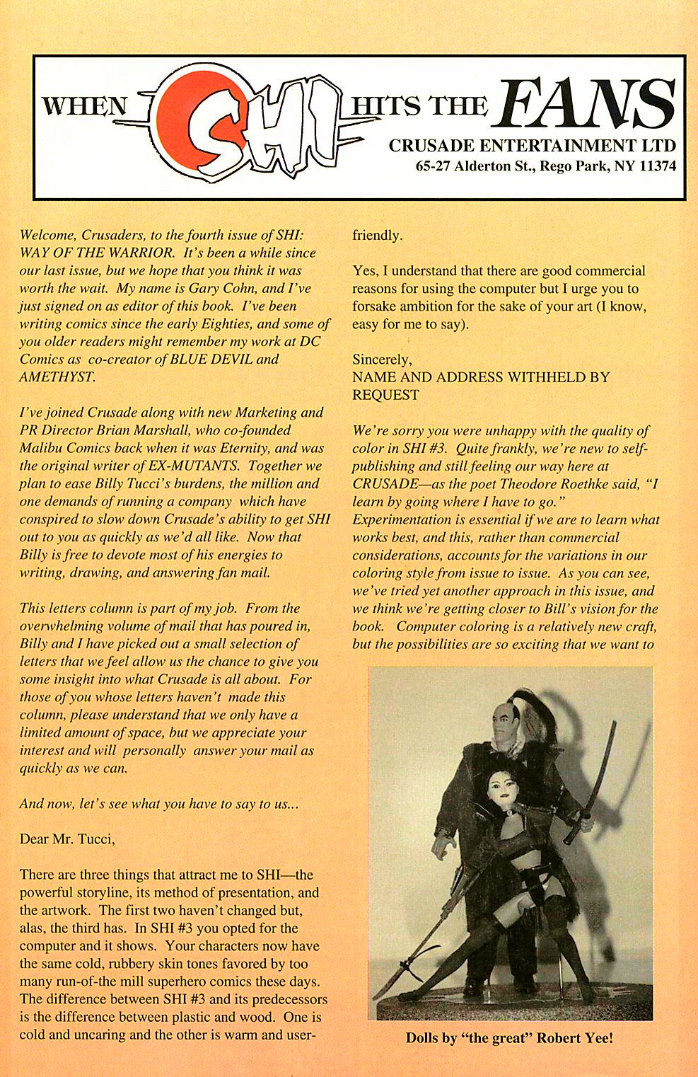 Read online Shi: The Way of the Warrior comic -  Issue #4 - 27