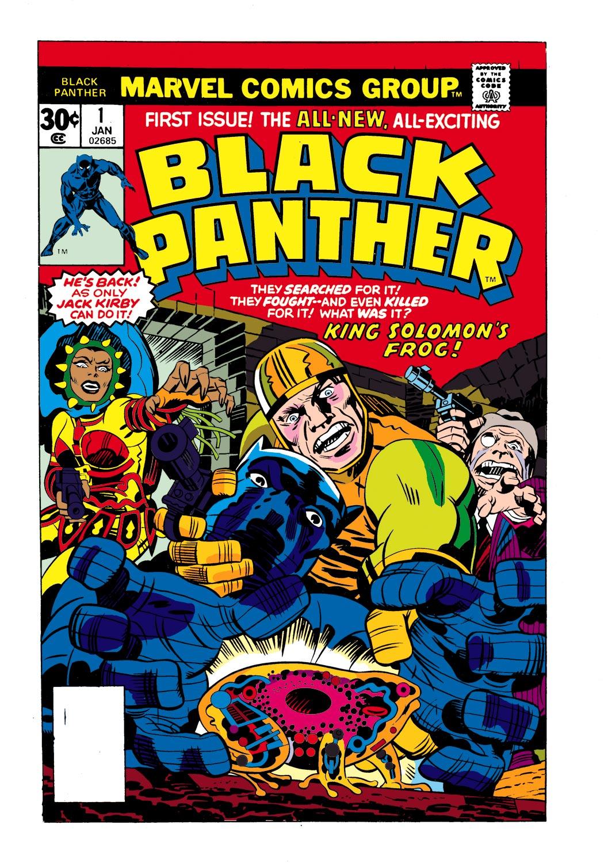 Black Panther (1977) 1 Page 1