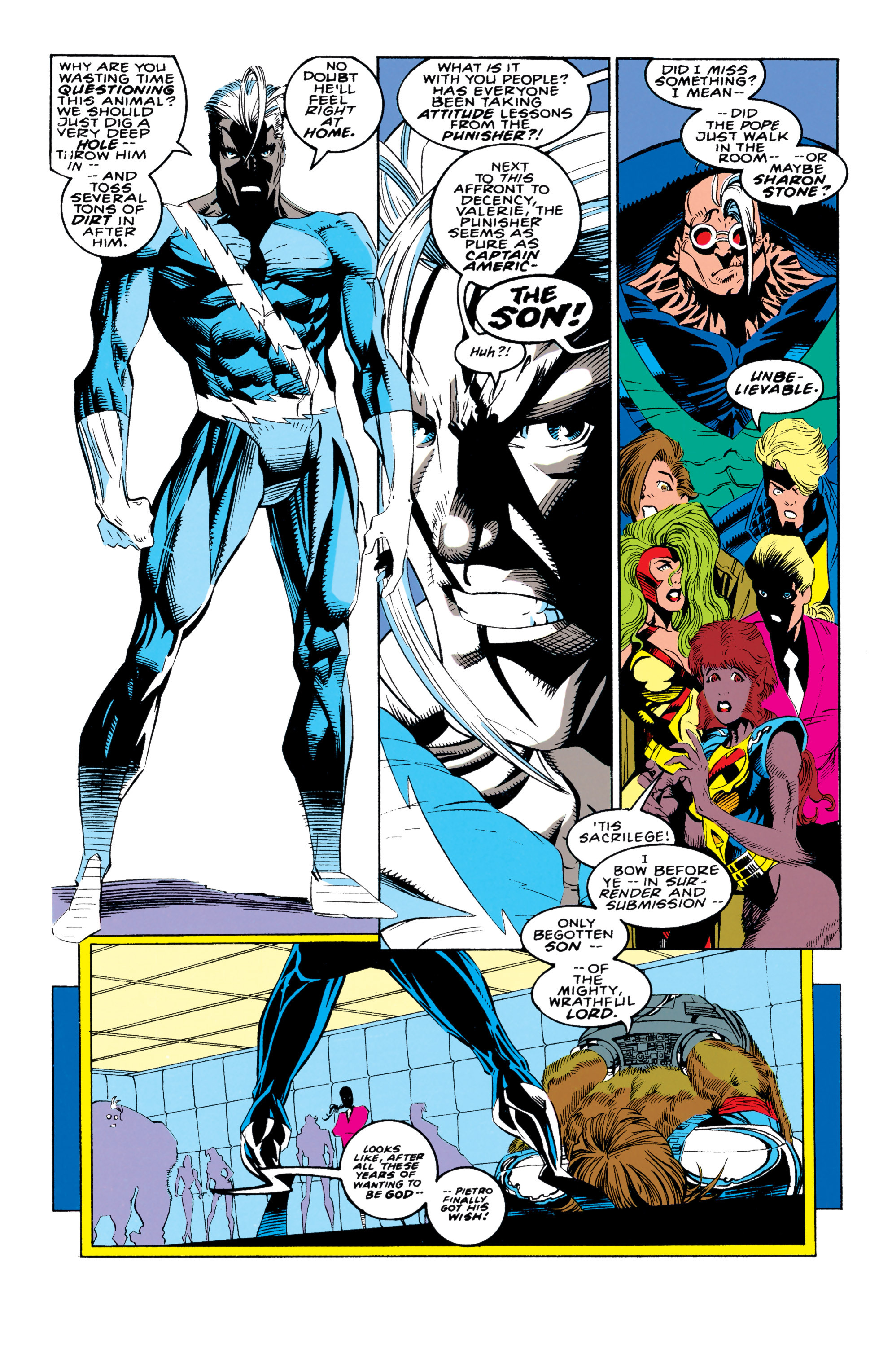 Read online X-Factor (1986) comic -  Issue #92 - 11