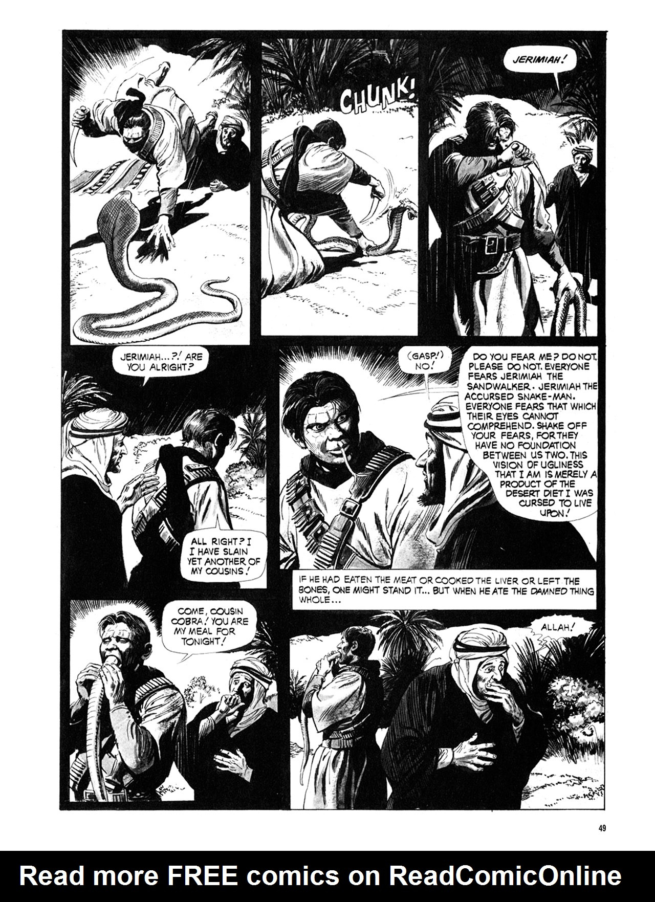 Read online Eerie Archives comic -  Issue # TPB 10 - 50