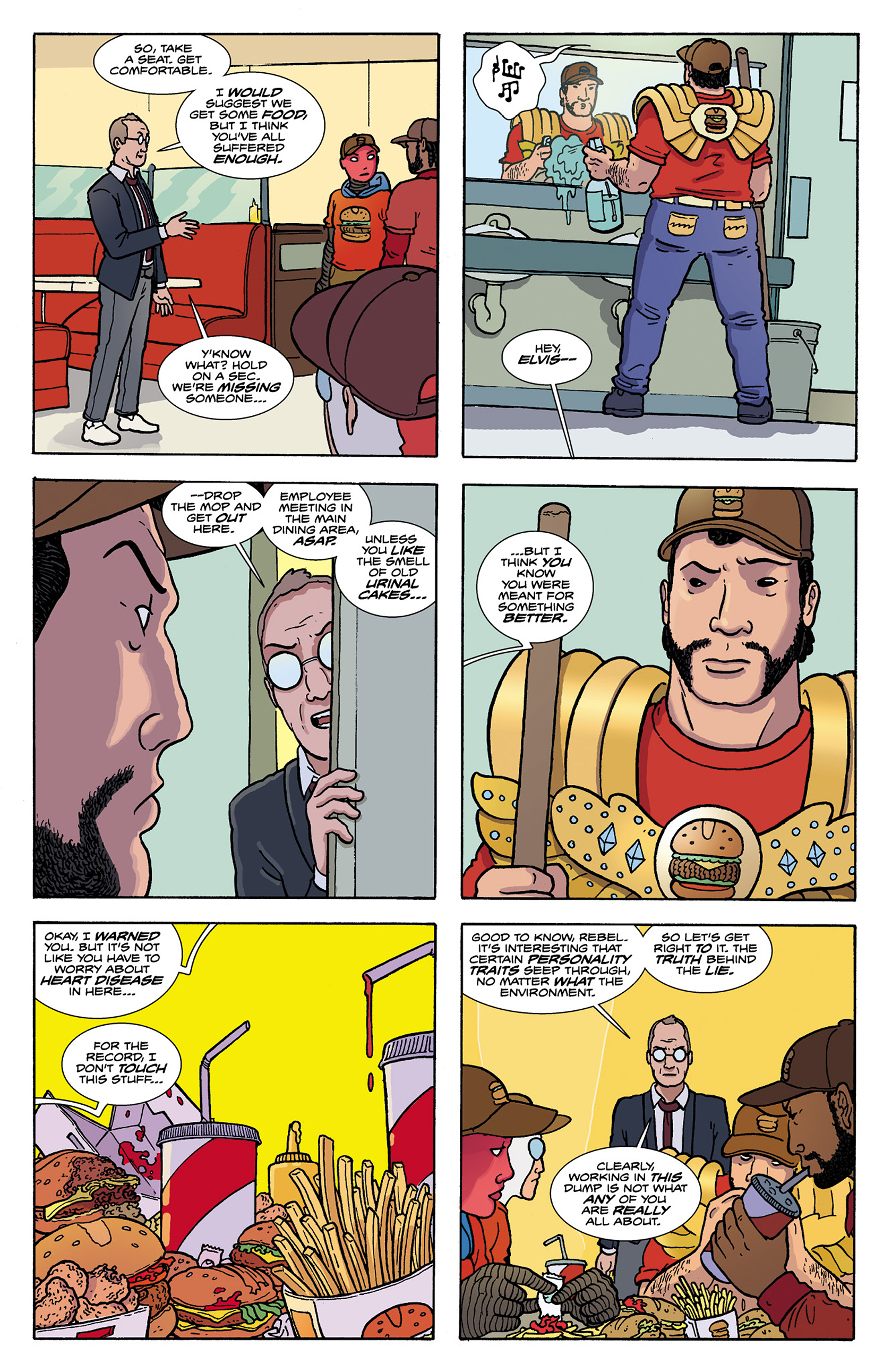Read online Catalyst Comix comic -  Issue #8 - 6