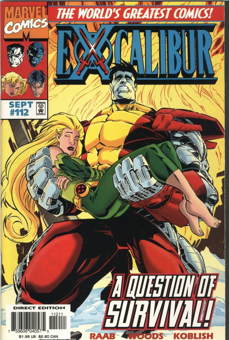Excalibur (1988) issue 112 - Page 1