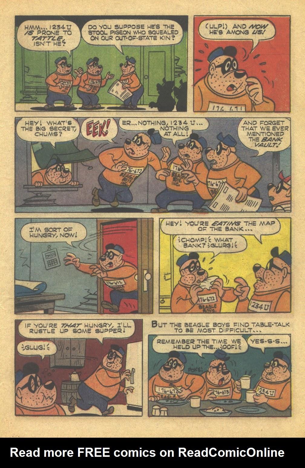 Walt Disney THE BEAGLE BOYS issue 7 - Page 21