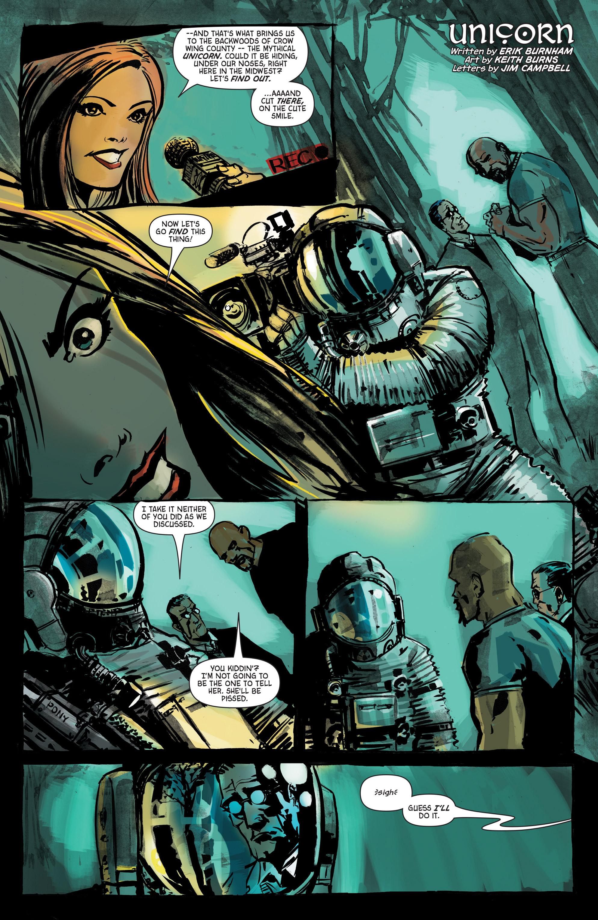 Read online Hoax Hunters (2012) comic -  Issue # TPB 3 - 107