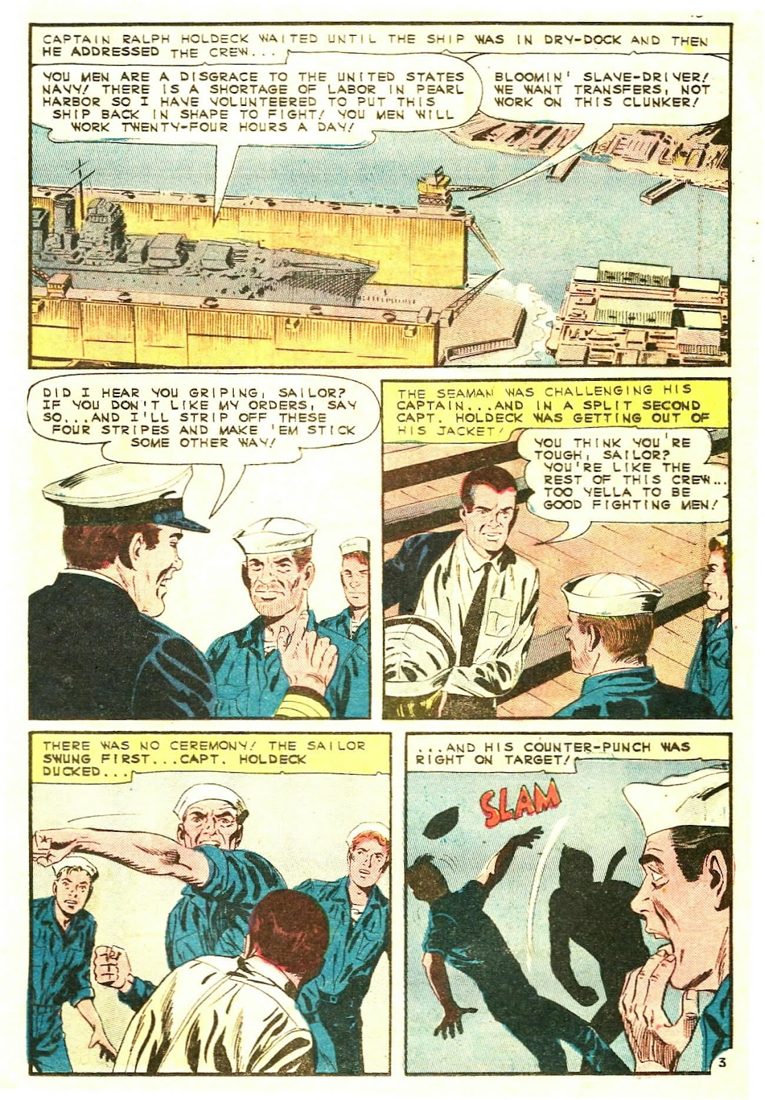Read online Fightin' Navy comic -  Issue #123 - 17