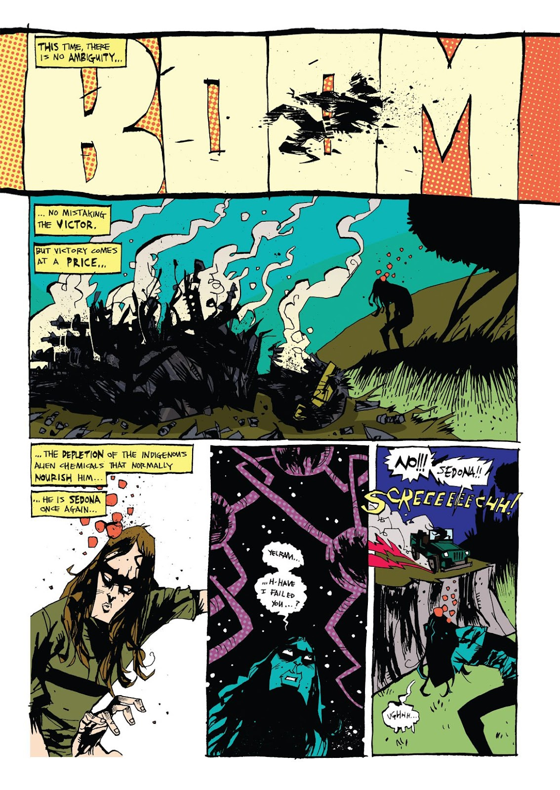 Read online Marijuanaman comic -  Issue # Full - 45