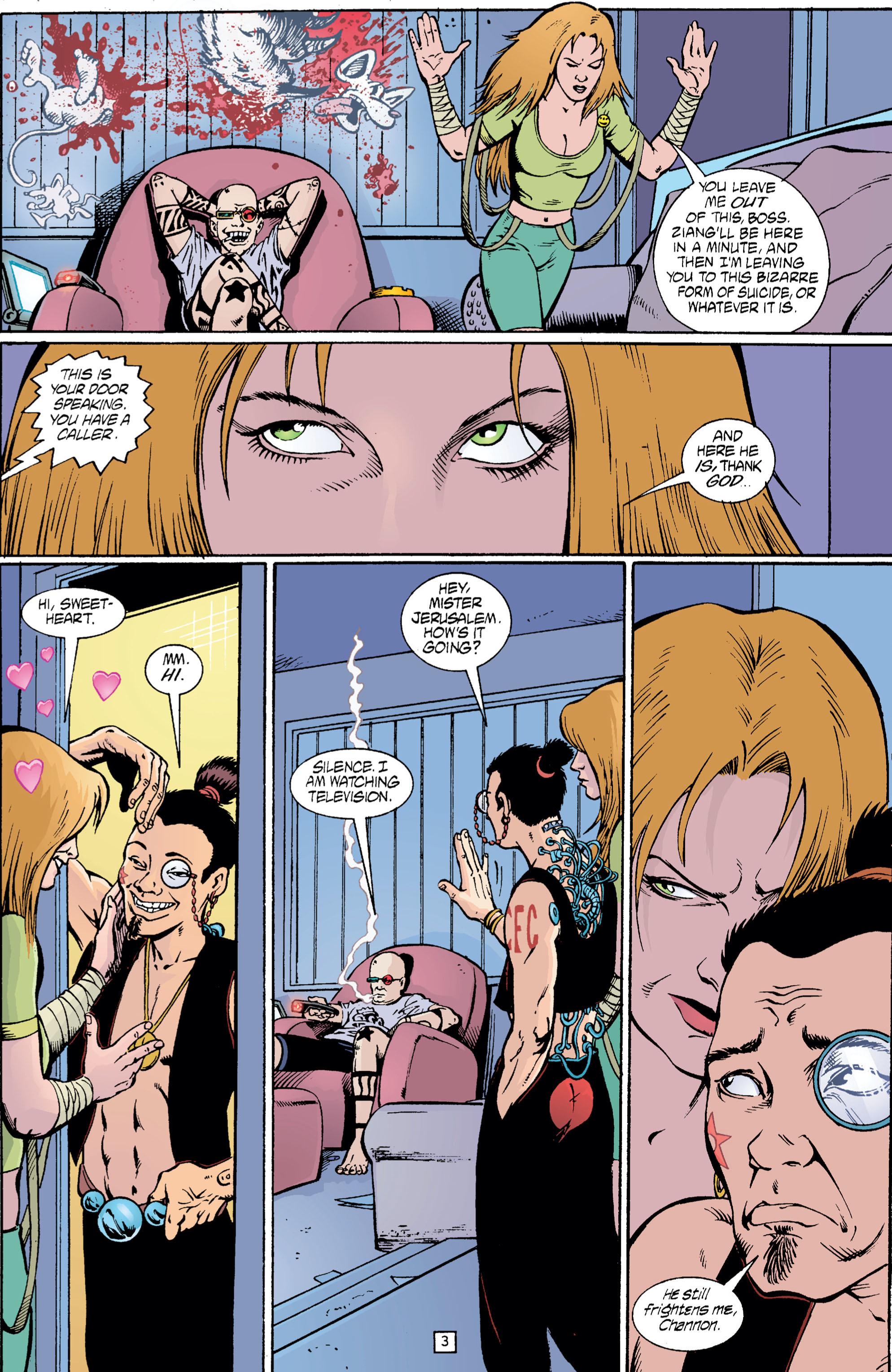 Read online Transmetropolitan comic -  Issue #5 - 4