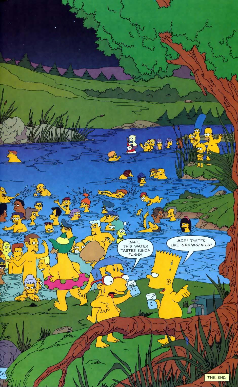 Read online Simpsons Comics comic -  Issue #50 - 26