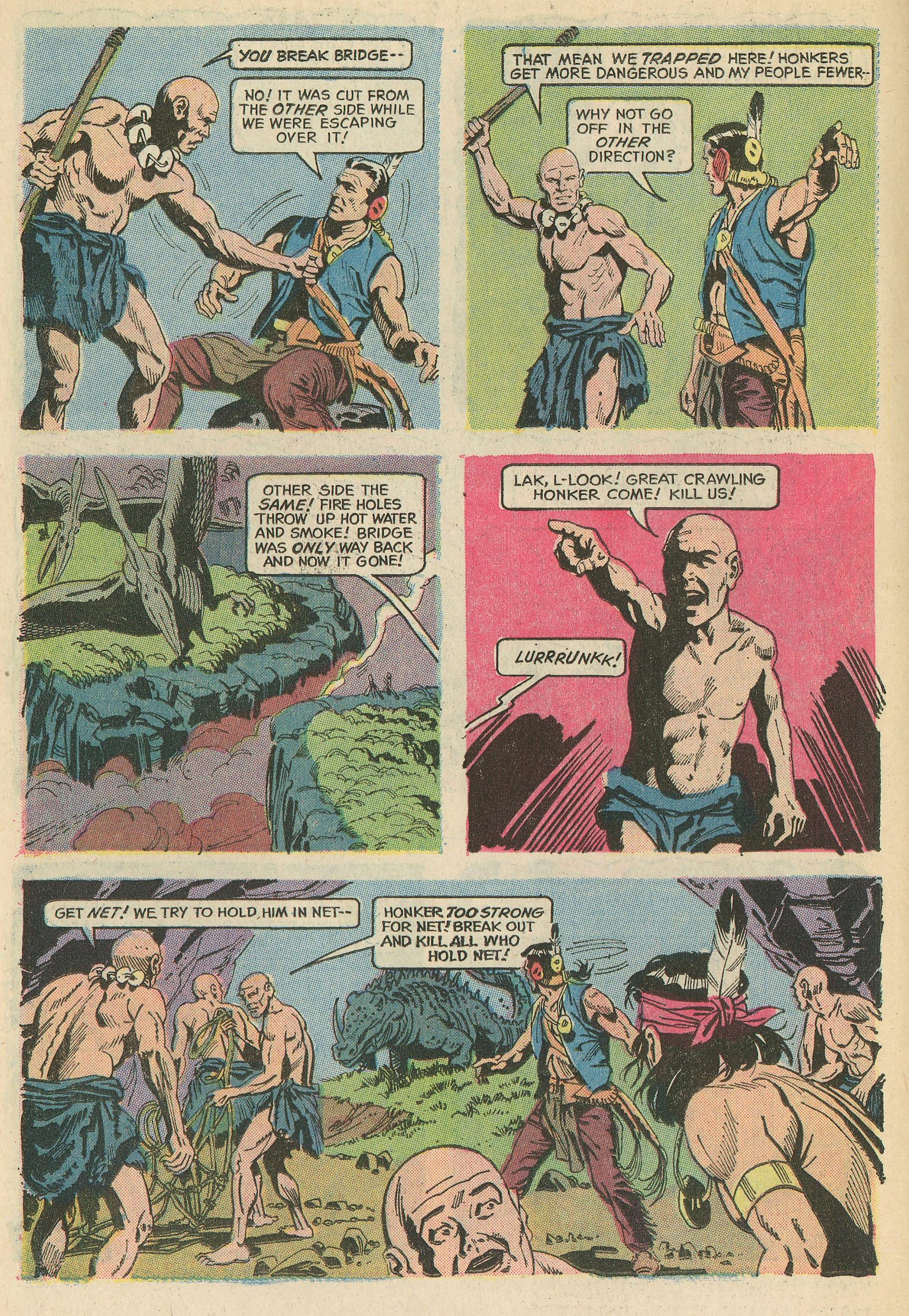Read online Turok, Son of Stone comic -  Issue #78 - 22