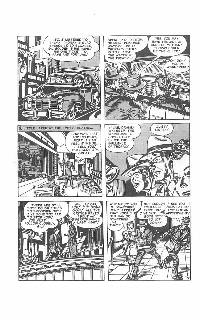 Read online Men of Mystery Comics comic -  Issue #17 - 10