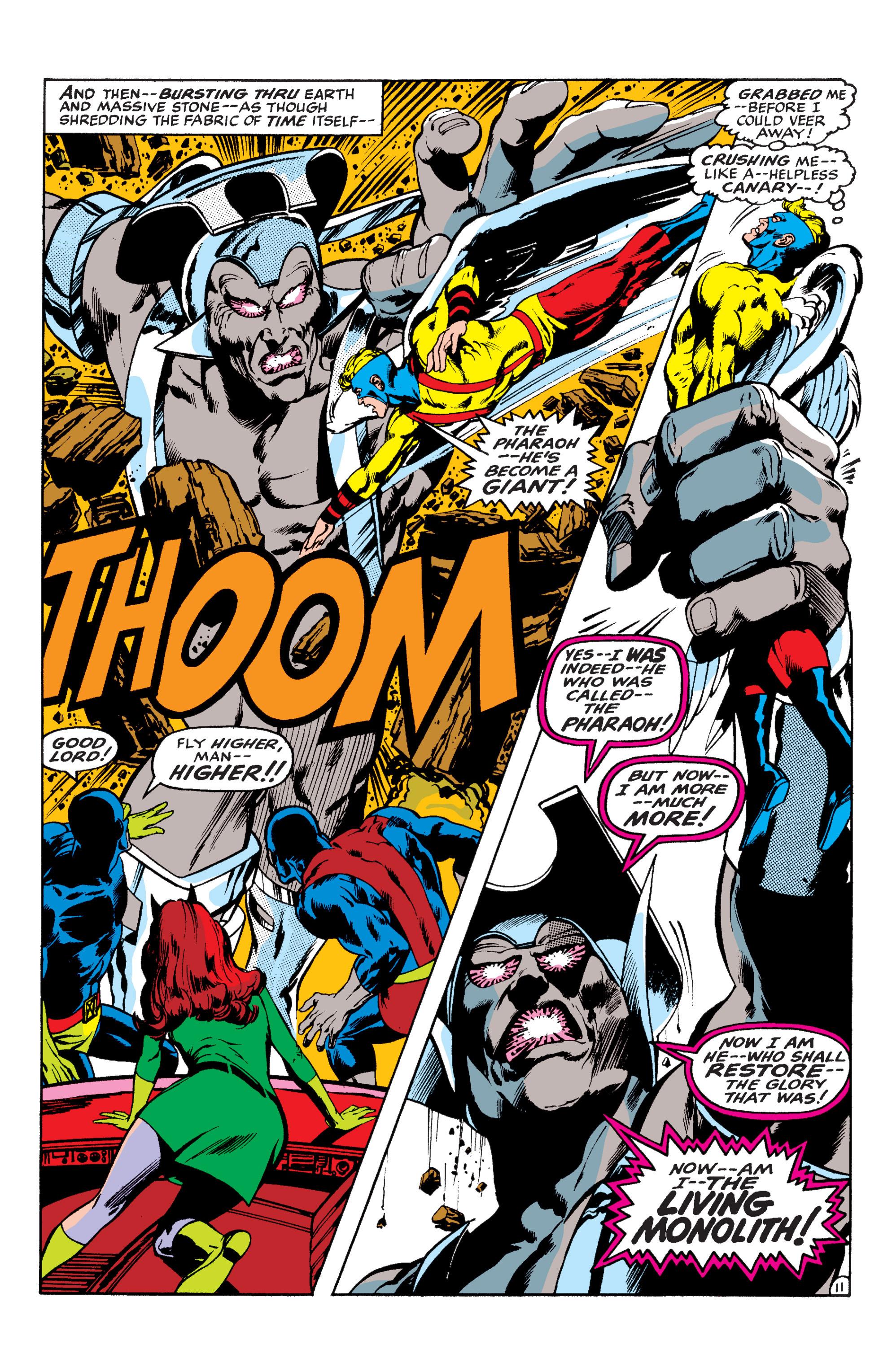 Uncanny X-Men (1963) 56 Page 11
