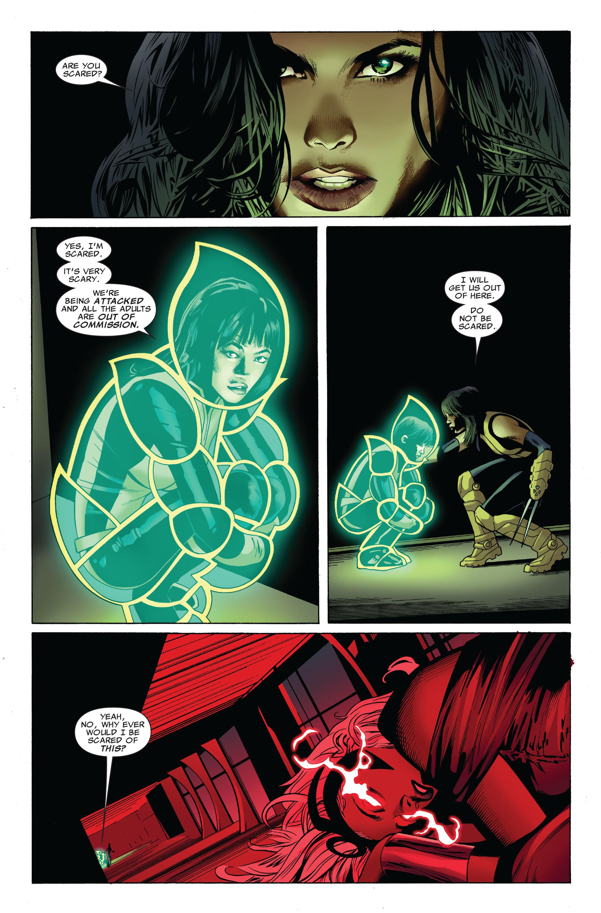 Read online Uncanny X-Men (1963) comic -  Issue #510 - 3